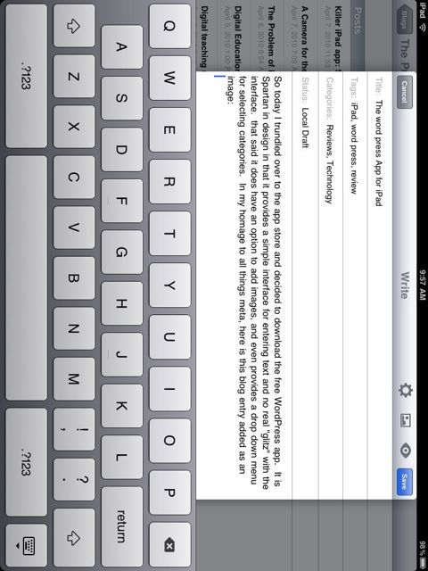 note comment after posting from ipad i am leaving everything